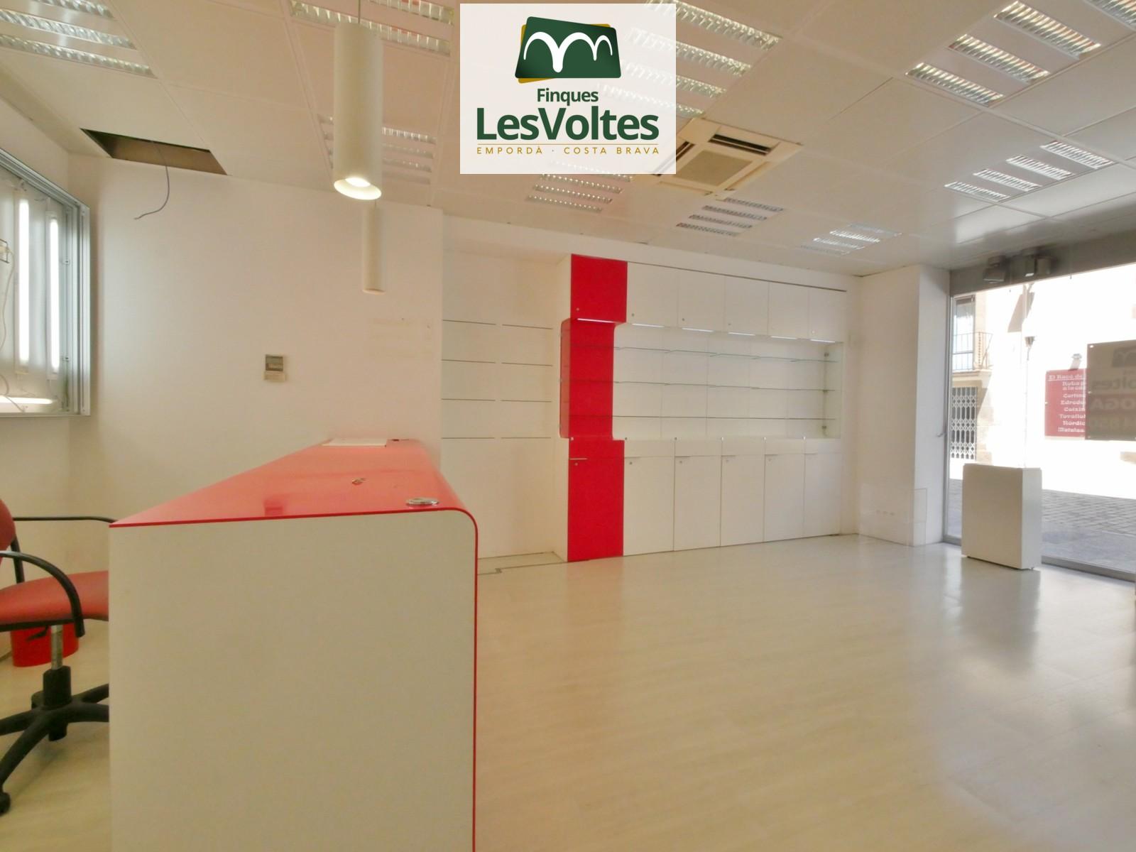 Local en alquiler en La Bisbal d'Empordà de 65 m2