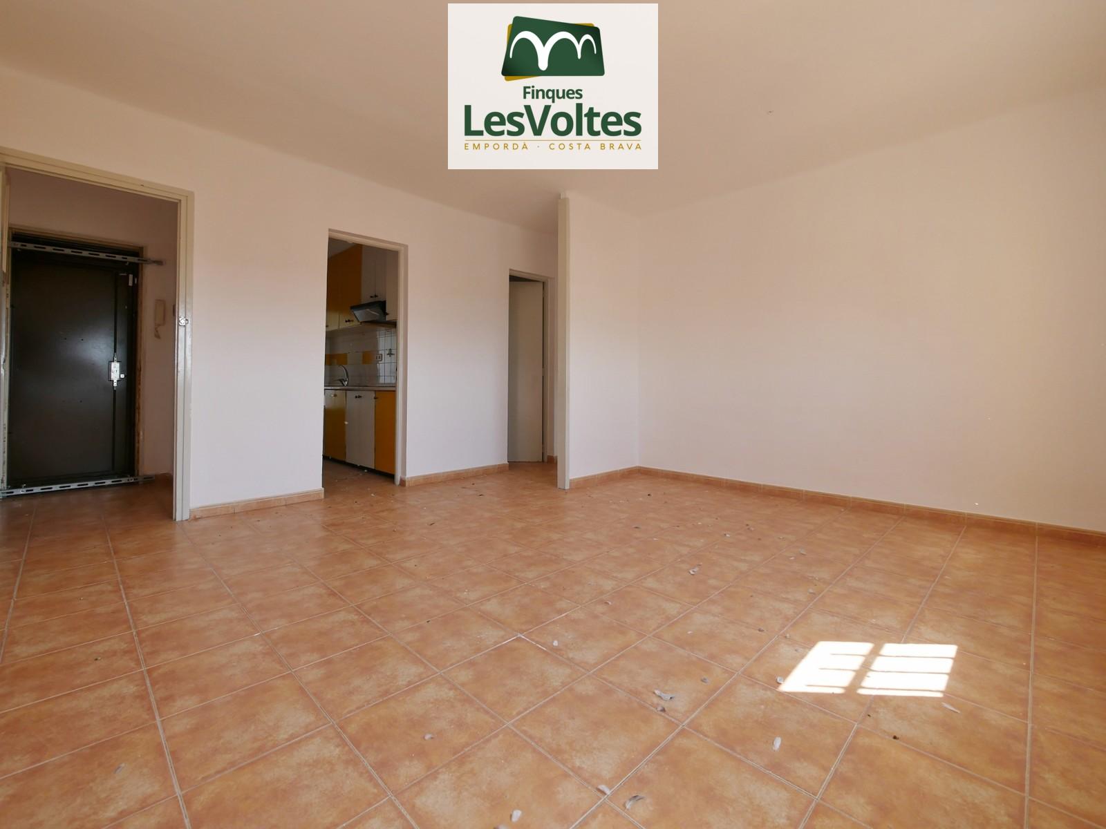 Pis de dues habitacions en venda a Palafrugell.