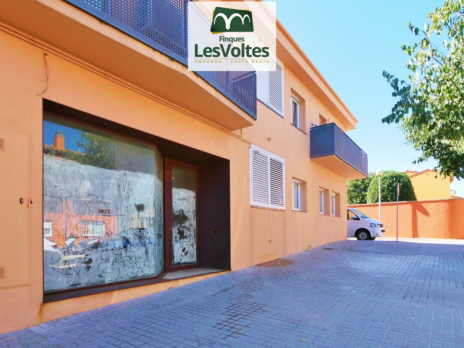 Commercial premises on the ground floor for sale in Palafrugell.