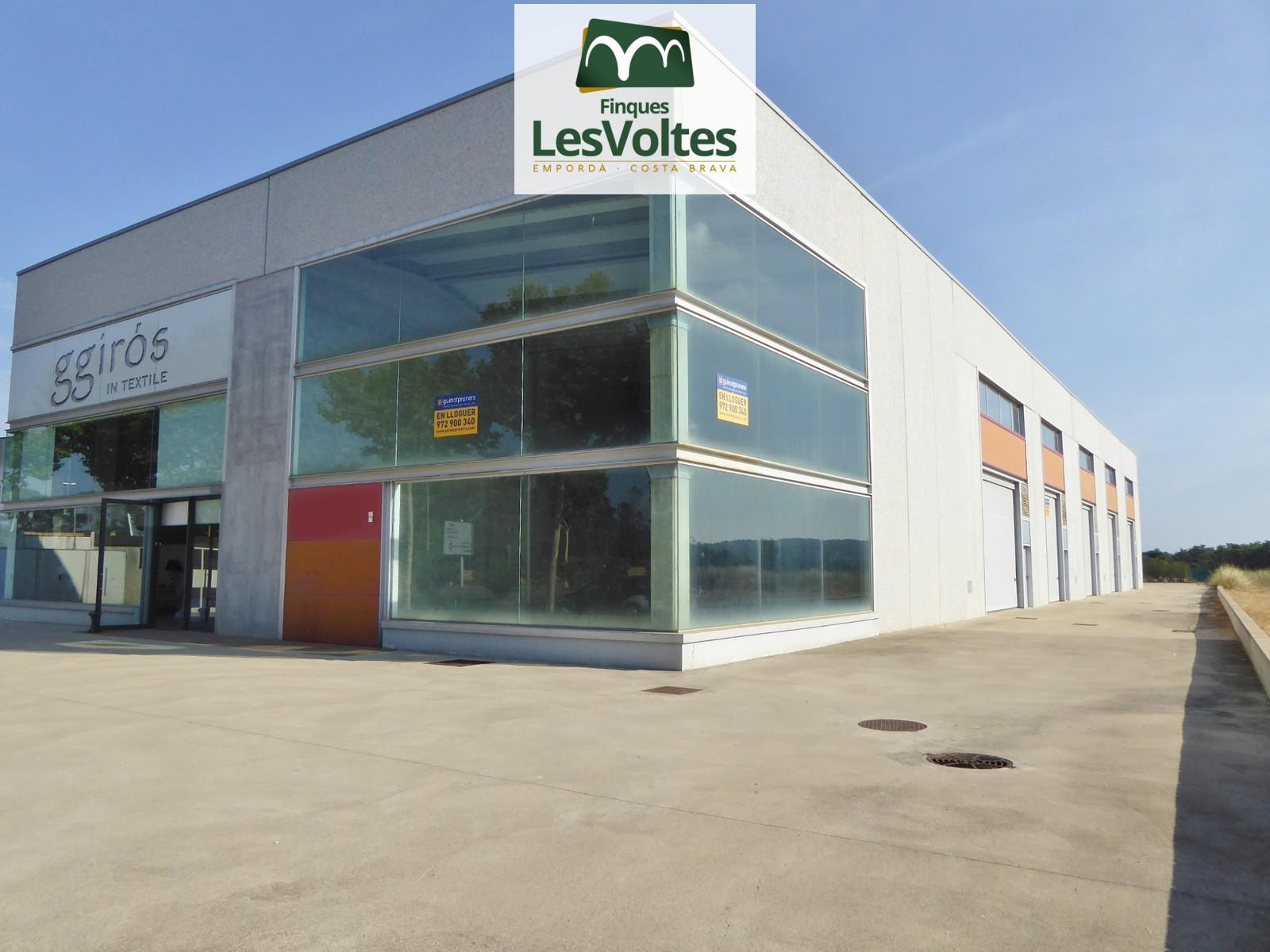 Nave Industrial en alquiler en Forallac de 480 m2