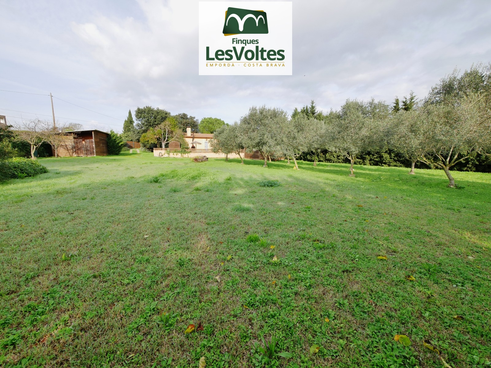 FINCA WITH LARGE LAND AND HOUSE OF 90M2 IN EXCEPTIONAL SURROUNDINGS IN ULLASTRET