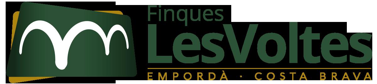 Logo de Finques Les Voltes (Palafrugell)